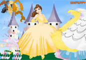 Bela Dressup Game