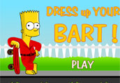 Dressup Your Bart