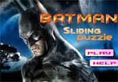 Batman Sliding Puzzle