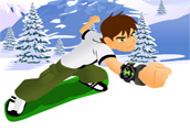 Ben 10 Snowboard