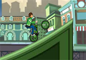 Ben 10 Super Stunt BMX