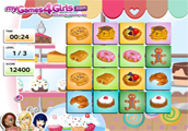Cake Memory Game