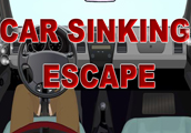 Car Sinking Escape