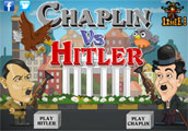 Chaplin vs Hitler