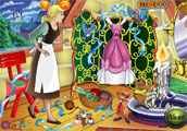 Cinderella Room Decor