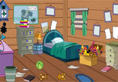 Colorful Kids Room Escape