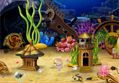 Fish Castle Escape