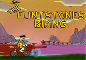 Flintstones Biking