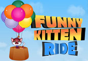 Funny Kitten Ride