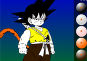 Goku Paint
