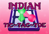 Indian Tic Tac Toe