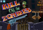 Kill Off The Zombies