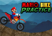 Mario Bike Practice