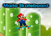 Mario Skateboard