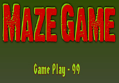 Maze Game  99
