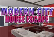 Modern City House Escape