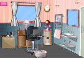 Modern Salon Escape