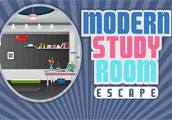 Modern Study Room Escape