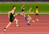 Olympic 2012 - Running Race