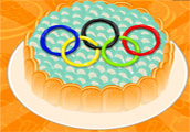 Olympic Cake