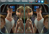 Paranorman - Spot the Difference