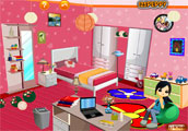 Pinky Room Decor