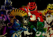 Puzzle Madness Power Rangers Jungle Fury