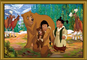 Puzzle Mania Brother Bear
