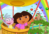 Puzzle Mania Flying Dora