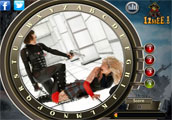 Resident Evil Retribution - Find the Alphabets
