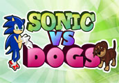 Sonic vs Dogs