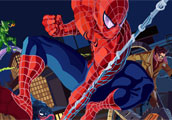 Spiderman Sort My Tiles