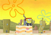 Sponge Bob Dutchmans Dash