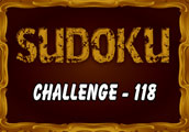 Sudoku 118