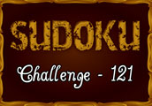 Sudoku 121