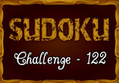 Sudoku 122