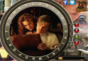 Titanic Find The Alphabets