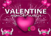 Valentine Memory Match
