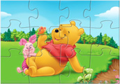 Winnie the Pooh Jigsaw